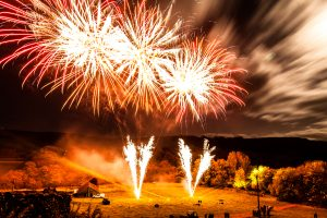Bonfire Night Fireworks Display