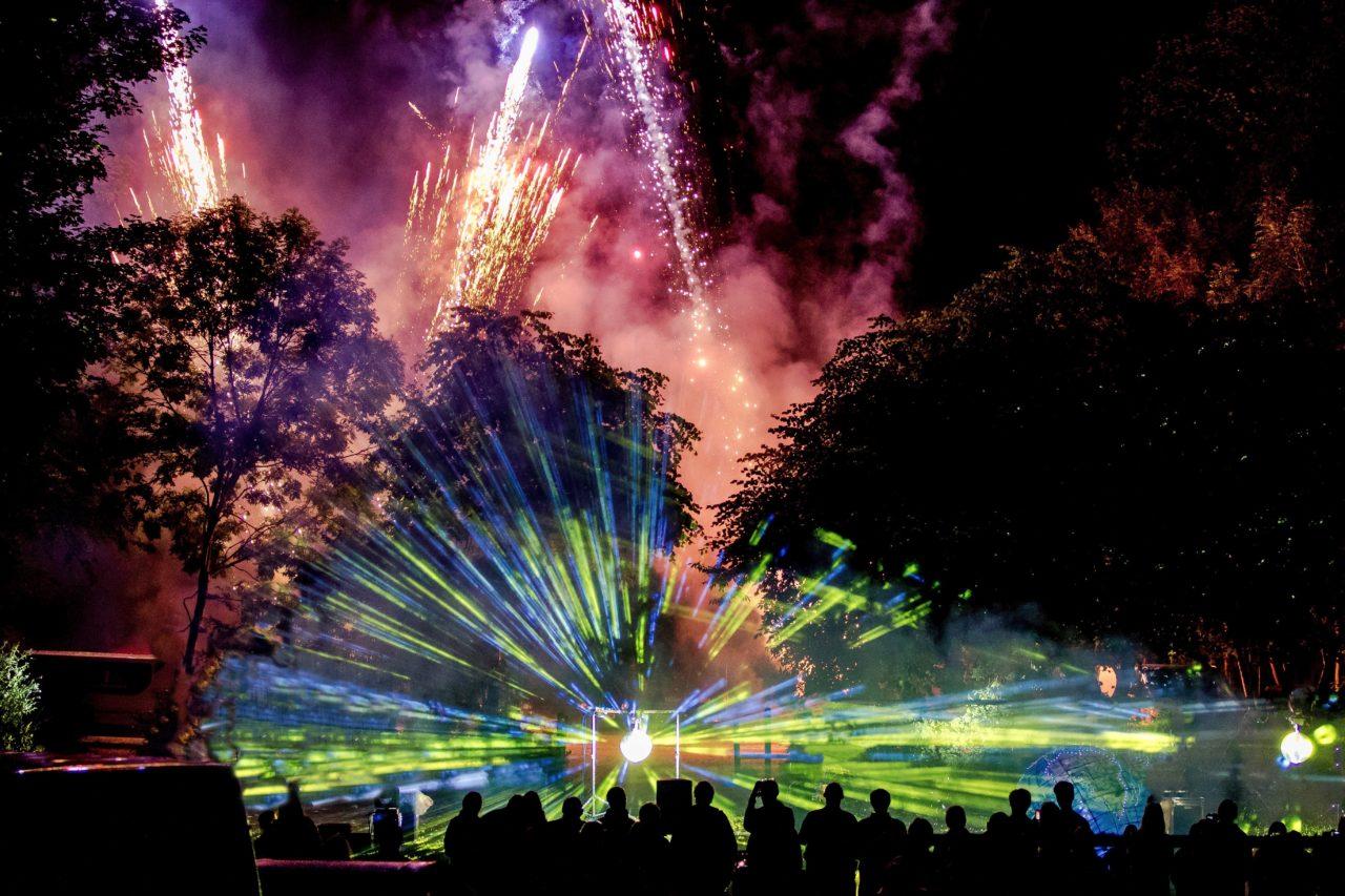Fireworks & Lighting Display