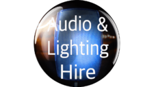 PA Audio and Lighting Hire